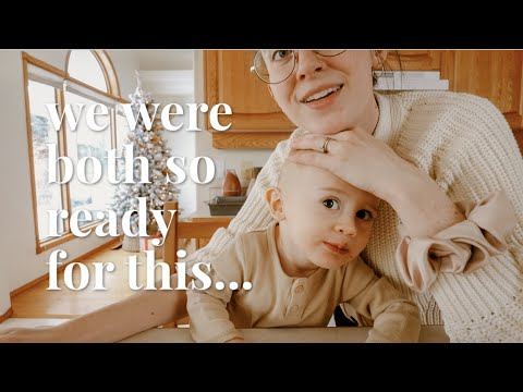 Officially Night Weaned!! // REALISTIC Day in the Life of a Stay at Home Mom