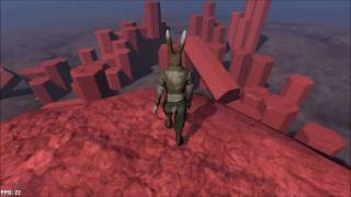 Overgrowth making of the comic trailer - HD video game - PC Mac Linux
