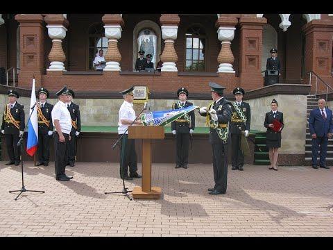 Церемония вручения знамени Управлению ФССП России по Удмуртской Республике