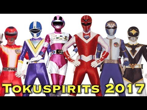 CONS: Tokuspirits 2017 - feat. Super Sentai Legends