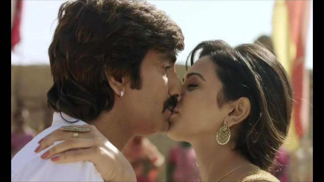 Rakul Preet Singh Lip Kiss From Kick 2 - Youtube-3567