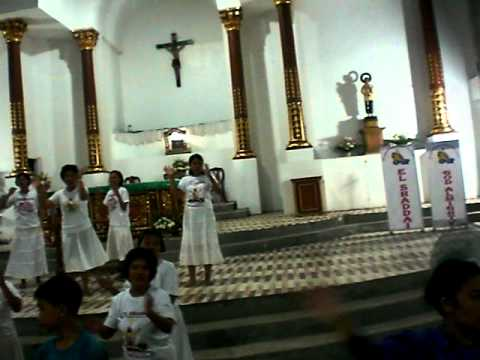 8th aniversary of el shaddai in sta krus parish