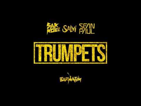 Sak Noel & Salvi ft  Sean Paul - Trumpets (Audio)