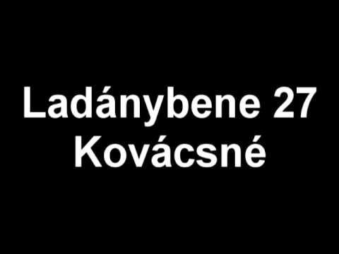 Ladánybene 27 - Kovácsné