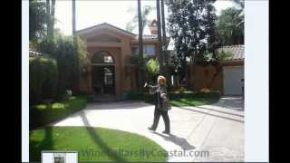 Residential Renovation - Custom Wine Cellars California Santa Ana