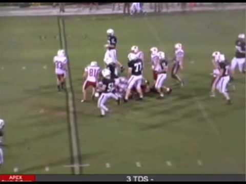 William Davis (Football Recruiting Video)