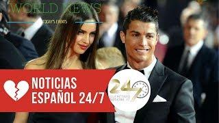 El mensaje de Cristiano Ronaldo a Irina Shayk por su embarazo