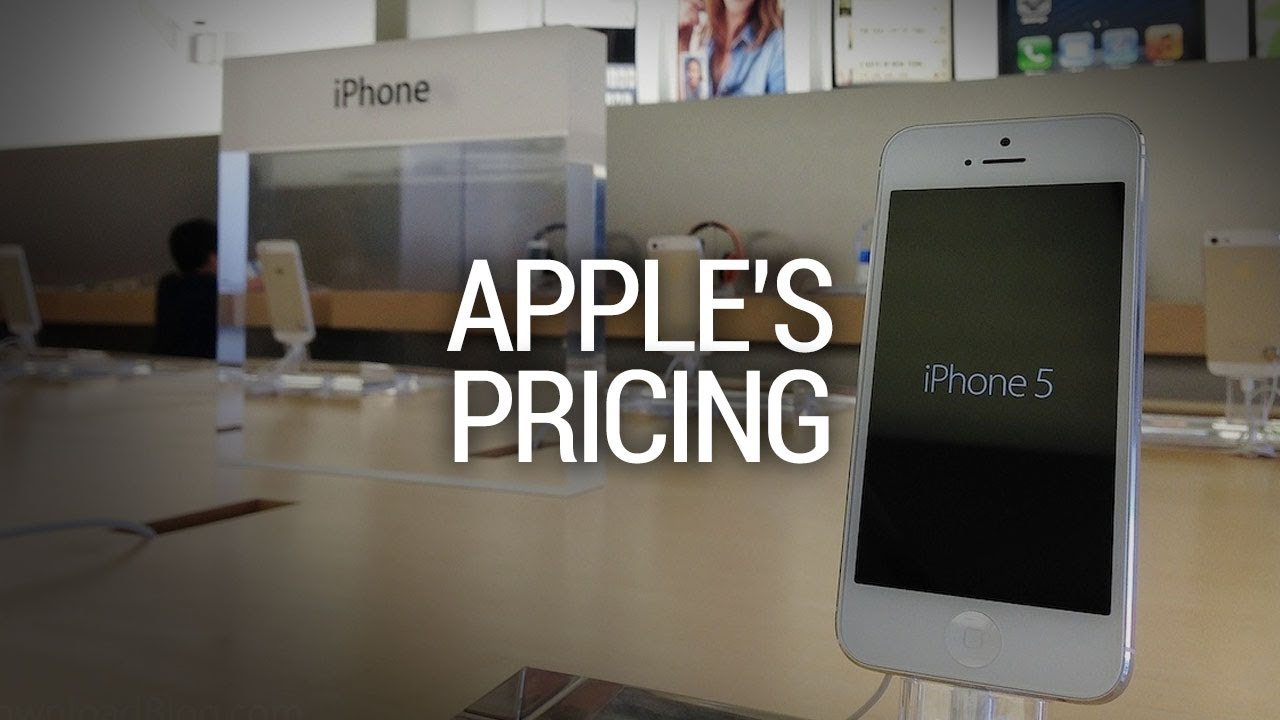 Apple's Pricing