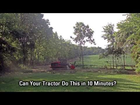 Forestry & Mulching | LSR Enterprise | Weatherford Texas