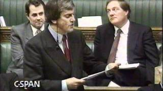 British House of Commons Funny and Silly 1992