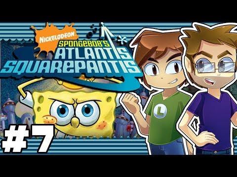 Spongebob's Altantis SquarePantis: Jak & Lev - Part 7
