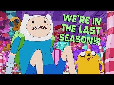 Adventure Time is Already in Season 9!?