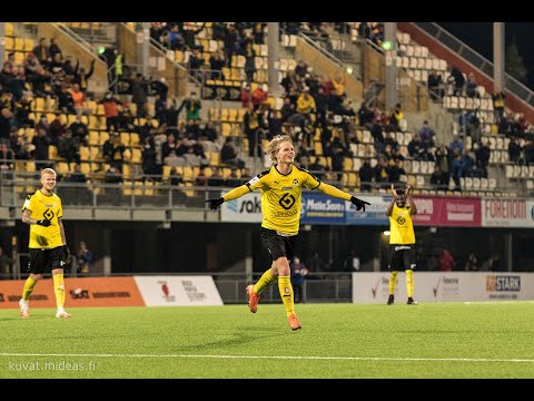 KuPS HIFK Helsinki Goals And Highlights