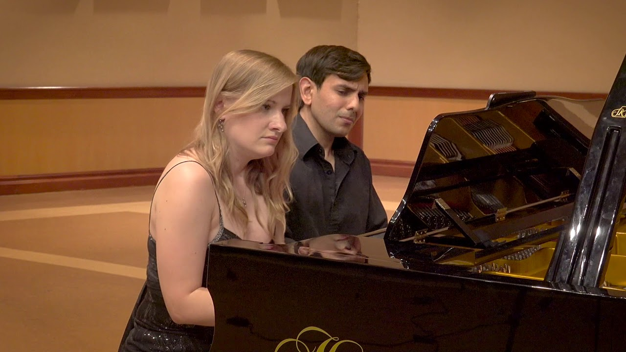 G. Gershwin - 'The Man I Love', Vieness Piano Duo