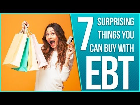 7 Things You Didn't Know You Could Buy With EBT