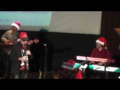 Hazel Miller with Dotsero - Santa Baby