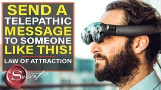 How to Send Telepathic Message | Get What You Want Using the...