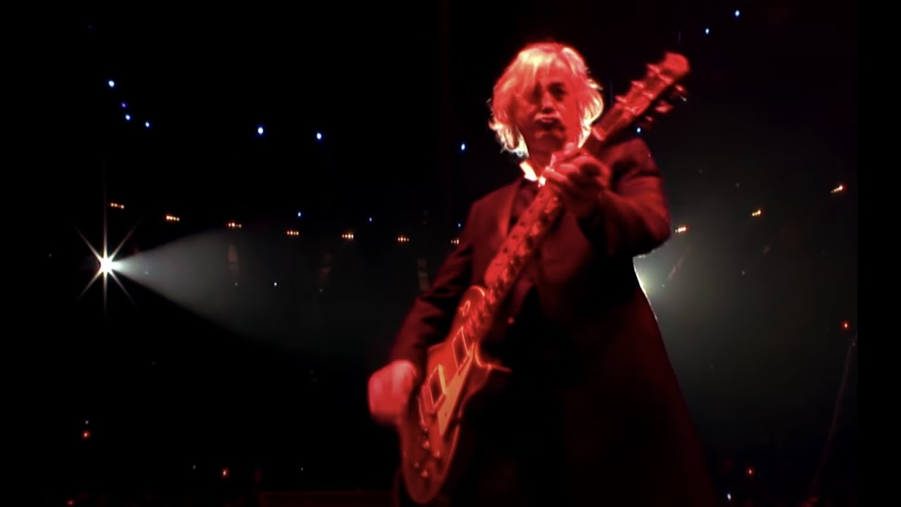 When Led Zeppelin Reunited and Crashed and Burned at Live