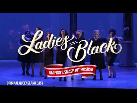 Tim Finn's Ladies in Black - coming to the Canberra Theatre Centre 2017