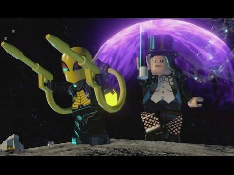 Lego batman 3 firefly
