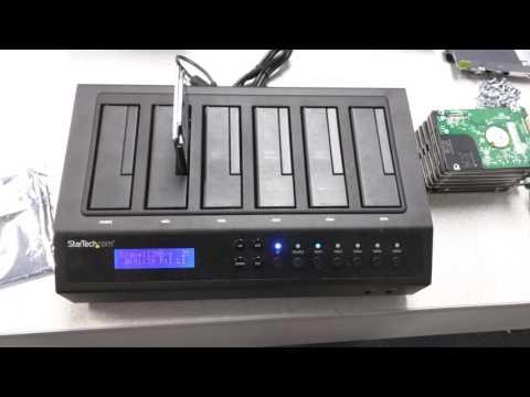 StarTech Hard Drive Duplicator/eraser