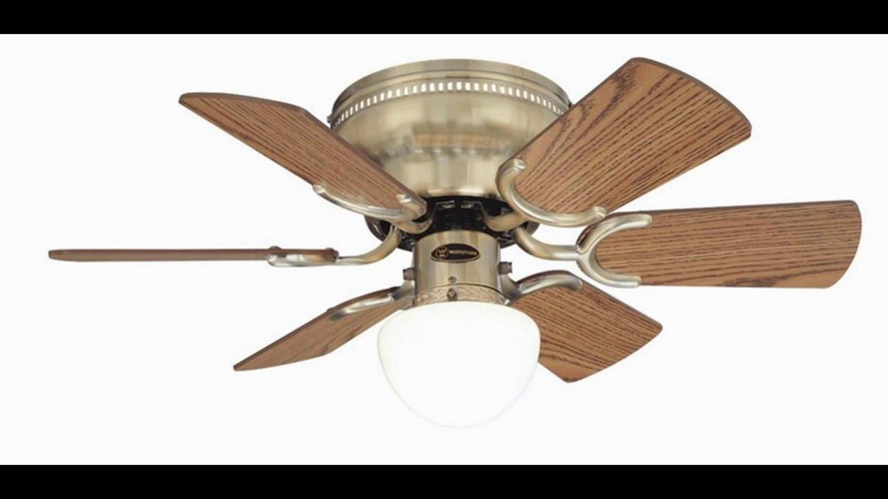 Westinghouse 78108 Petite 6 Blade 30 Inch 3 Sd Hugger Style Ceiling Fan Photos You