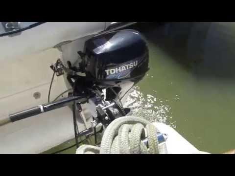 37 CML Trawler  1986 Start Up Video $69,900 - SOLD