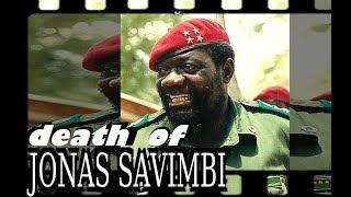 The Death of Jonas Savimbi 2002 (BBC News)