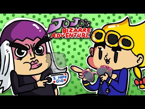 GioGio's Bizarre Adventure 2