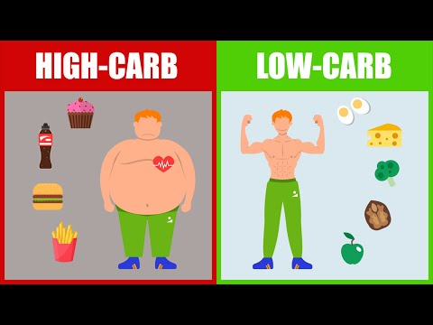 Low-carb diet: DO and DON'T | Health And Nutrition