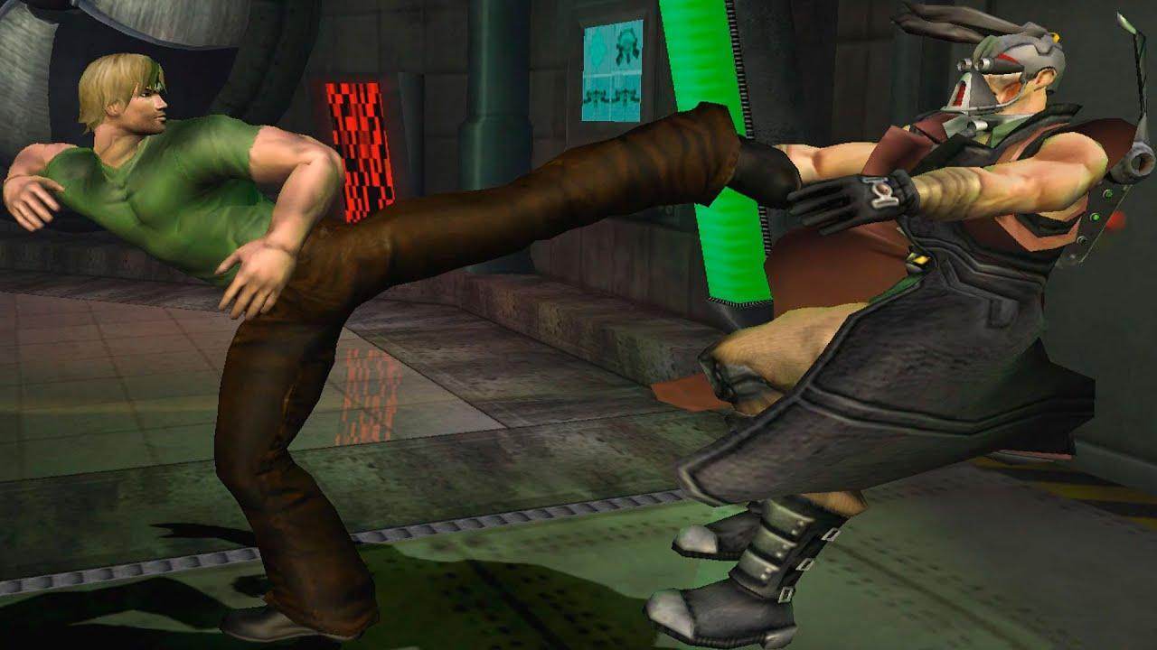 [TAS] Mortal Kombat Armageddon SHAGGY (Scooby-Doo) (Wii)