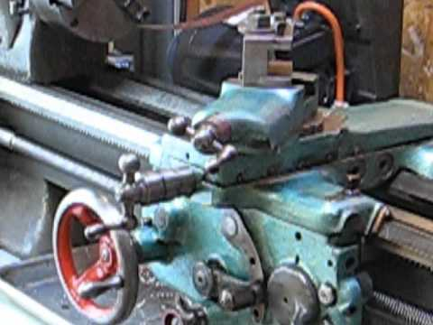 1947 South Bend Model 9A Metal Lathe introduction