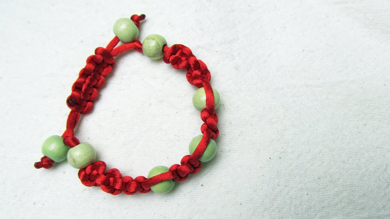 how to make macrame bracelet with sliding knot how to make a macrame bracelet with a sliding knot and 2378