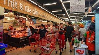 Khu ăn uống ngon-rẻ-sạch-đẹp ở siêu thị Lotte Mart Quận 7 Nam Sài Gòn | Saigon shopping mall