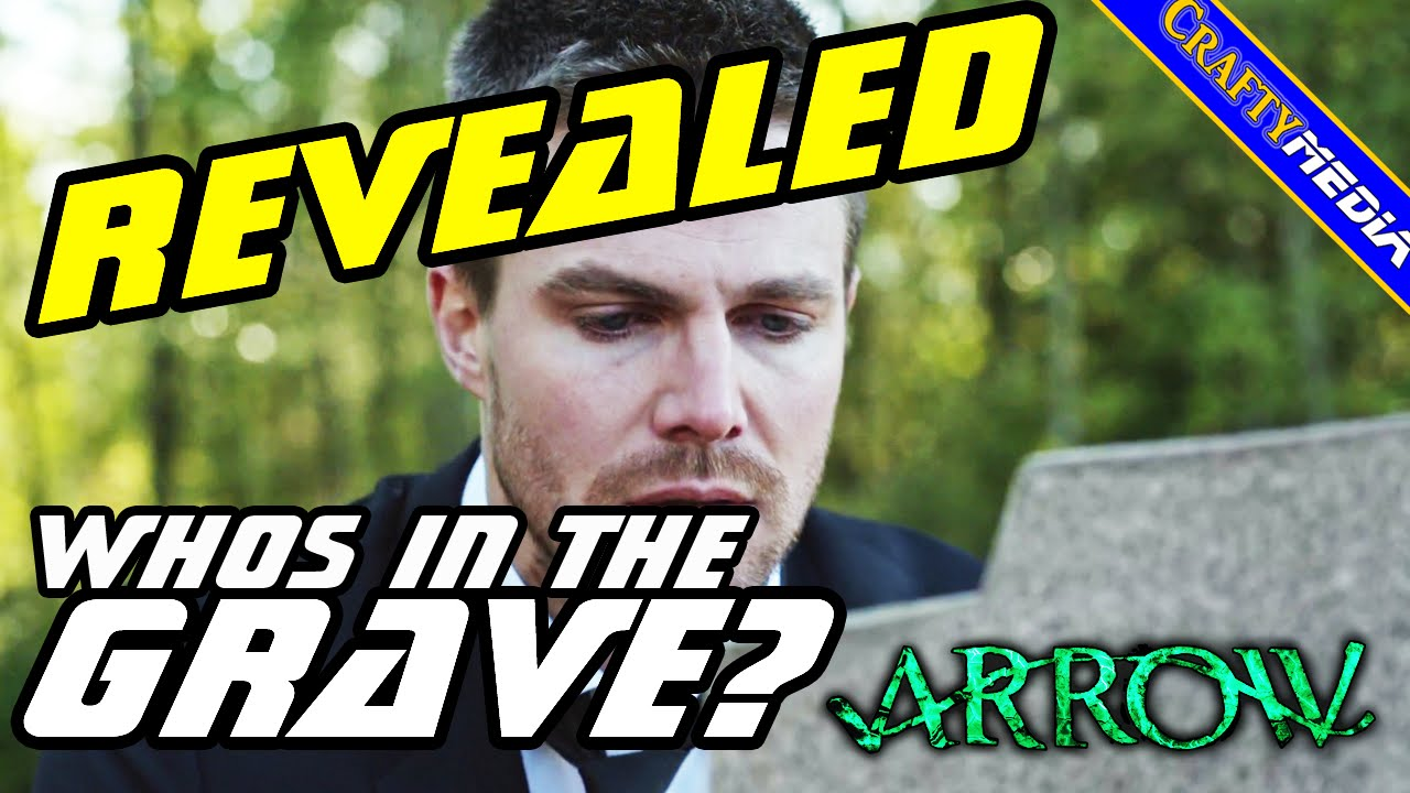 Download Arrow Who's in the grave? Who dies? Massive Spoilers! Arrow Season 4 Predictions