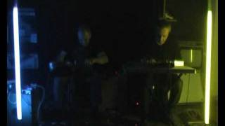 STEREOTRON (Jean Montag - Avelino Saavedra) - Directo en Plutón