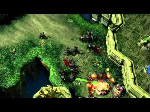 Zerg in Starcraft 2 (DE)