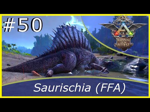 Ark: Survival of the Fittest FFA #50 (Saurischia)