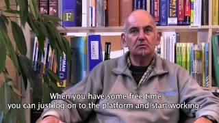 a talk with bpost students - Engels ondertiteld