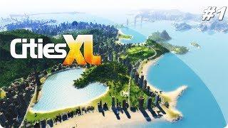 Cities XL Platinum [#1] - Rozpoczynamy budowę