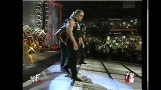 nWo Raw Debut