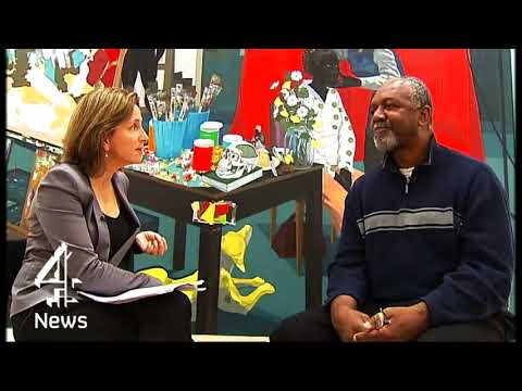 Contemporary African-American Artists-Kerry James Marshall