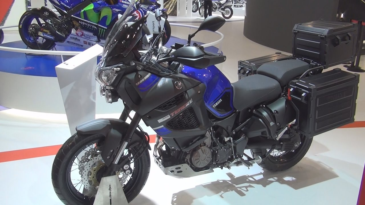 yamaha xt1200z super t n r 2017 exterior and interior in 3d youtube. Black Bedroom Furniture Sets. Home Design Ideas