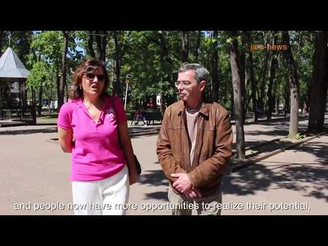 """""""I am from Moldova"""", Lilia Teslea, Chisinau, May 2017 (English subtitles)"""