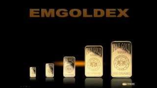 Как зарабатывать на золоте с Emgoldex (презентация Олега Ульянова)