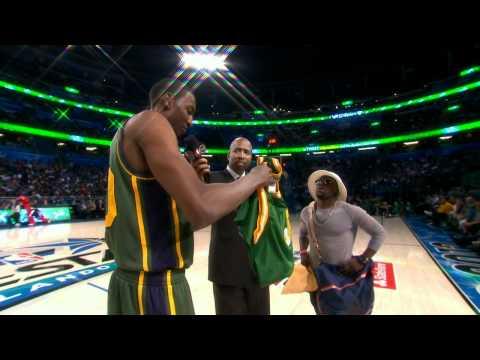 Sprite Slam Dunk: Jeremy Evans` Final Dunk