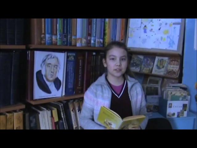 Изображение предпросмотра прочтения – ВикторияСолодкина читает произведение «Свинья под дубом» И.А.Крылова