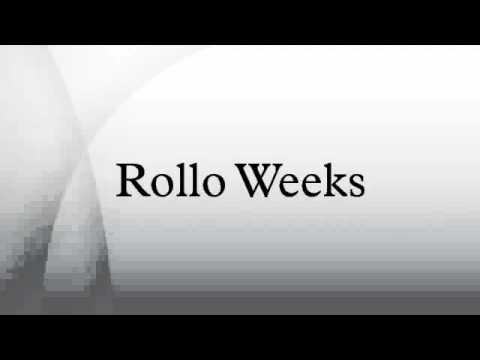 Rollo Weeks HD