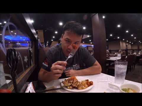 The Buffet - El Dorado Resort Casino - Reno, NV, Awesome Food Video, VLOG