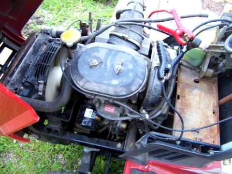 Honda Ht Mower Engine